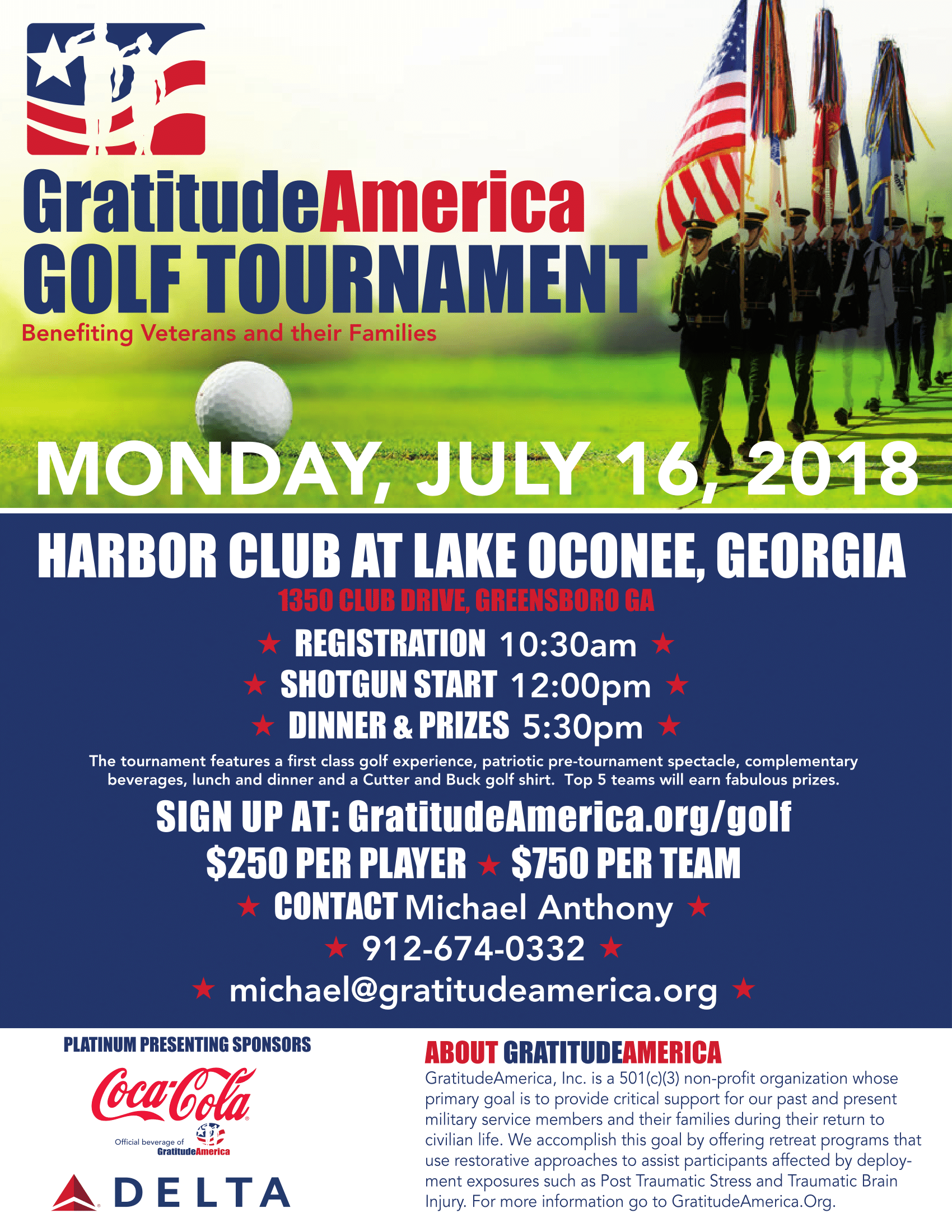 2018 Golf Tournament Flyer-1